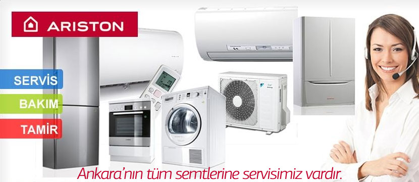 İncek Ariston Servisi